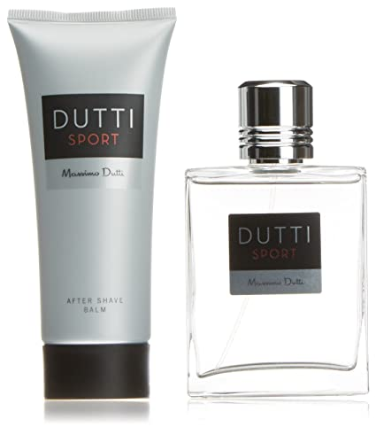 Massimo Dutti Sport Set de Perfume y After Shave