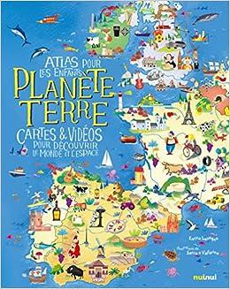 Planete Terre Atlas Pour Les Enfants Amazon Fr Enrico