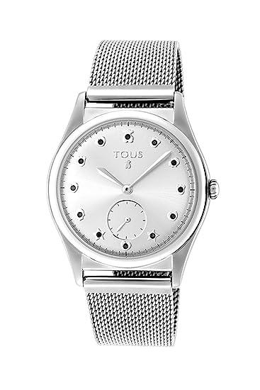 Relo Tous Free de Acero para Mujer 800350810: Amazon.es: Relojes