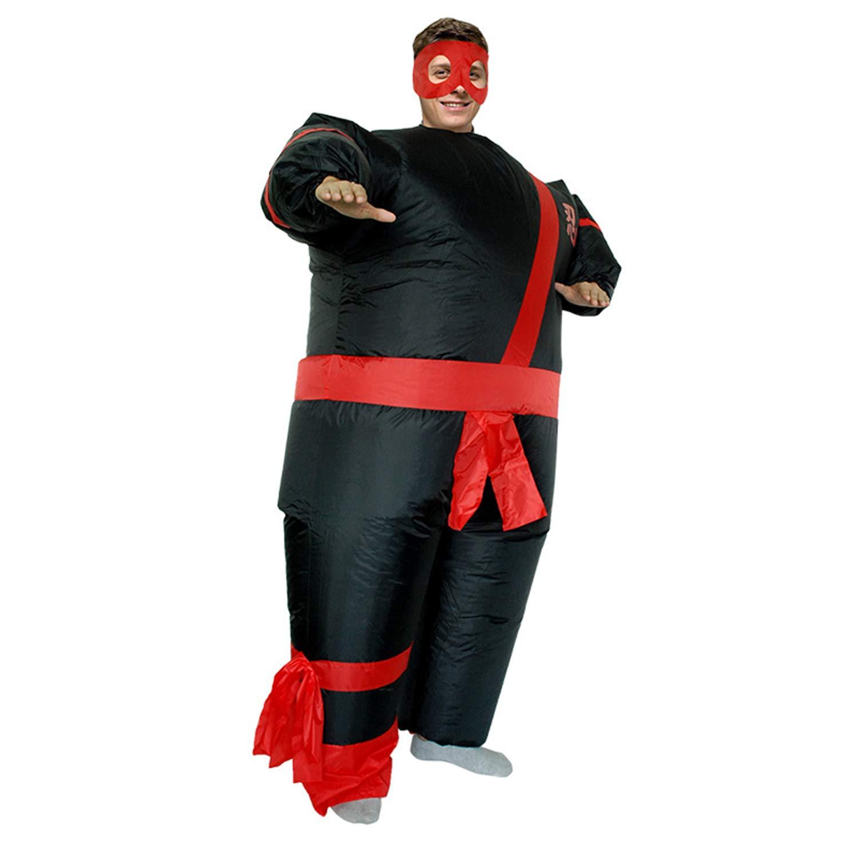 LOVEPET Traje Inflable Samurai Japonés Evento Fiesta Spoof ...