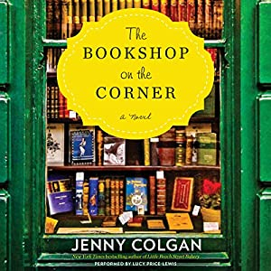 The Bookshop on the Corner Audiobook