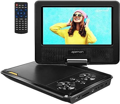 """APEMAN 7.5"""" Reproductor de DVD Portátil para los Niños Reproductor ..."""