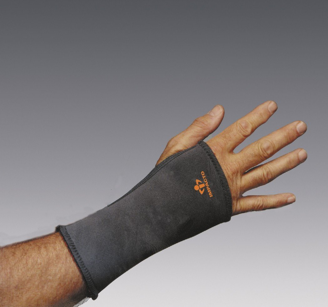Impacto Ergonomic Thermo Wrist Wrap - TS214: left hand - X-large by Impacto