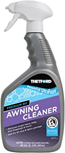 Thetford Premium RV Awning Cleaner -UltraFoam - for RV or Home Awnings - 32 oz 32822