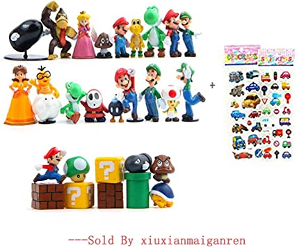 Amazon.com: Super Mario Bros Super Mary Princess, Turtle ...