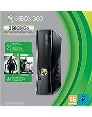 Xbox 360 - 250 GB, Incluye Darksiders 2, Batman Arkham City Y Un Mes De Live