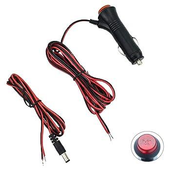 REARMASTER Encendedor Cable de Alimentación del ...