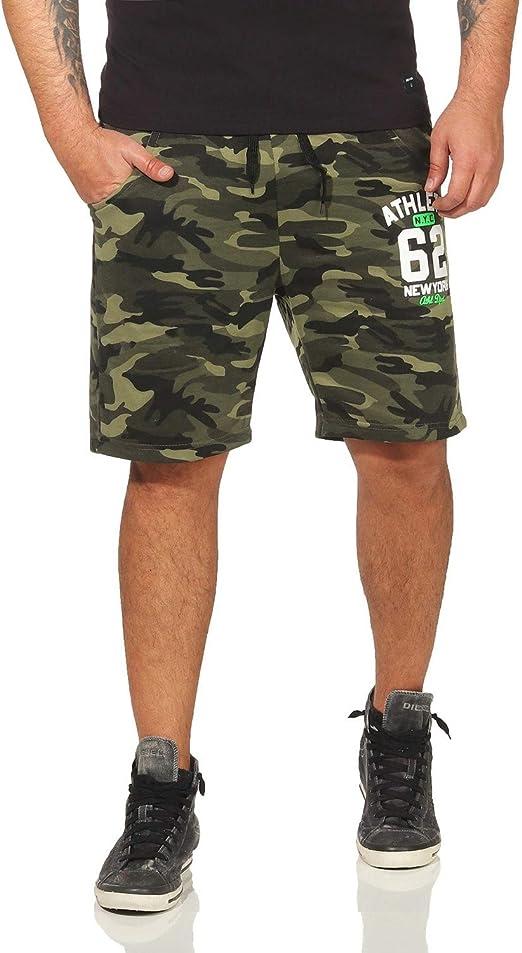 ZARMEXX Pantalones de algodón para Hombre Pantalones Cortos de Las ...