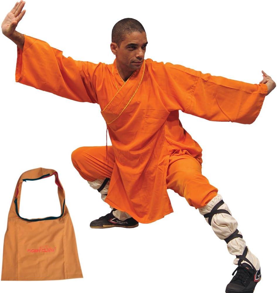 B0000C7CCX Tiger Claw Shaolin Monk Robe 61LQq5gMj%2BL