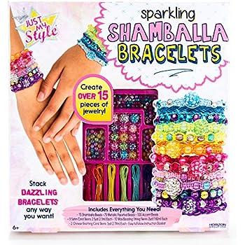Just My Style Shamballa Bracelets by Horizon Group USA