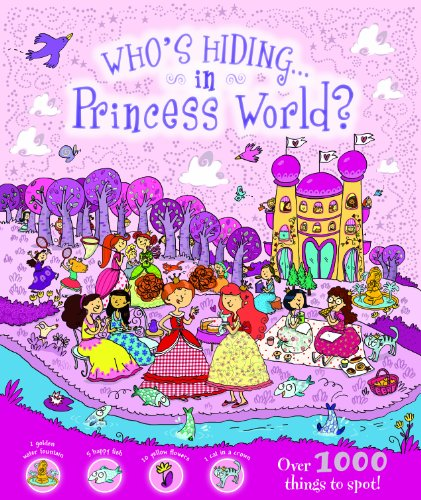 Princess World (Who's Hiding?)