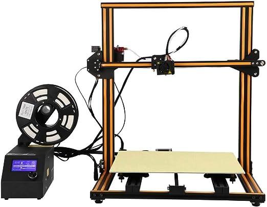Impresora 3D semi-armados, Open Source extrusor, Tamaño impresión ...