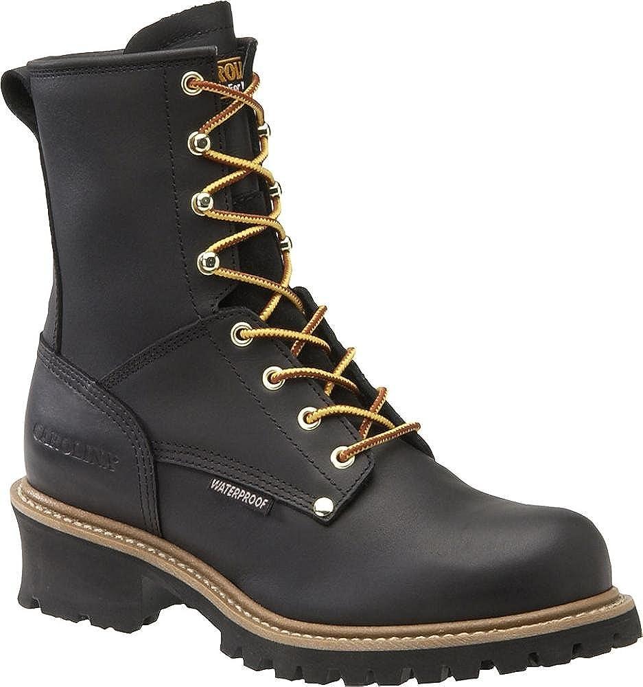 Carolina Boots Men Steel Toe Waterproof