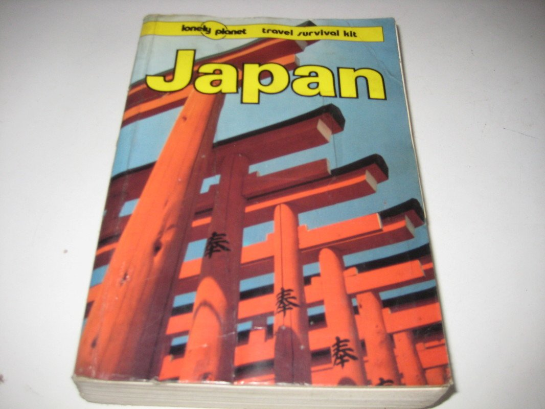 Japan: A Travel Survival Kit Lonely Planet Travel Survival ...