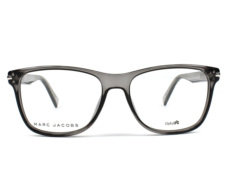 Marc Jacobs 225 R6S 54, Montures de Lunettes Mixte Adulte, Grey Black   Amazon.fr  Vêtements et accessoires f4d870ddf05a