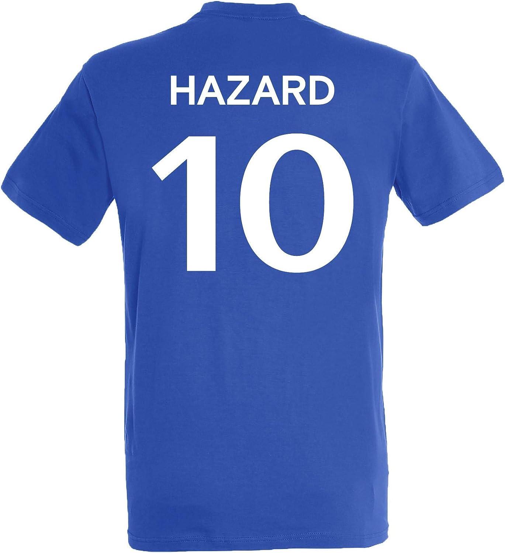 Camiseta Chelsea Eden Hazard de la colección oficial Chelsea FC – Talla infantil