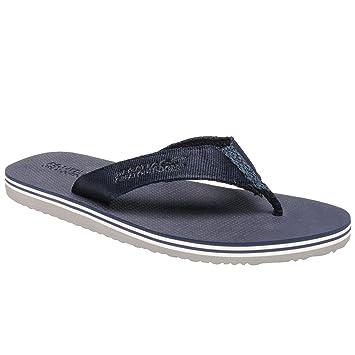 d11b43f835b3 Regatta Mens Rico Lightweight Cushioned Flip Flop Thong-Style Sandals