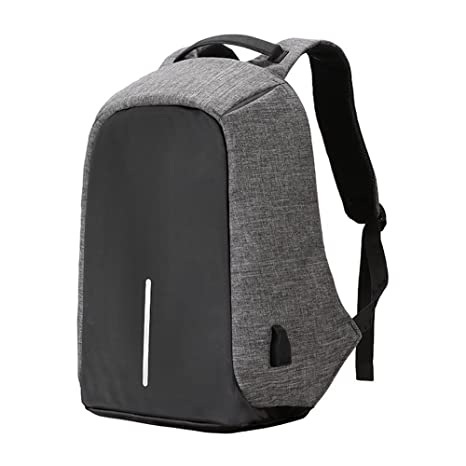 560bb758ee8a Laptop Backpack, Youpeck Business Laptop Bag with USB Charge Port  Anti-Theft Water Resistant Casual School Bookbag for College Travel  Backpack for ...