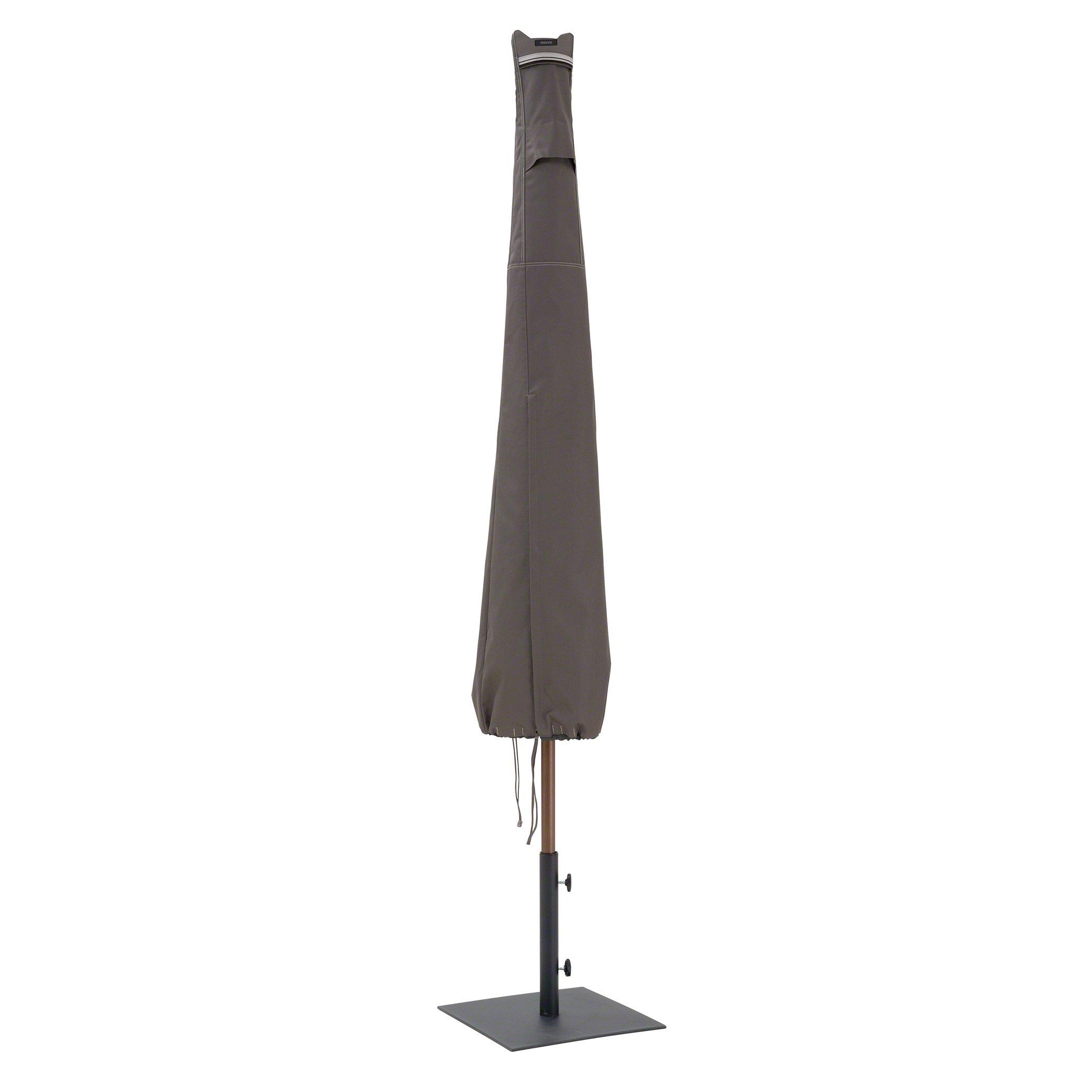 Classic Accessories Ravenna Umbrella Cover For Hampton Bay 9' Aluminum Patio Umbrellas by Classic Accessories