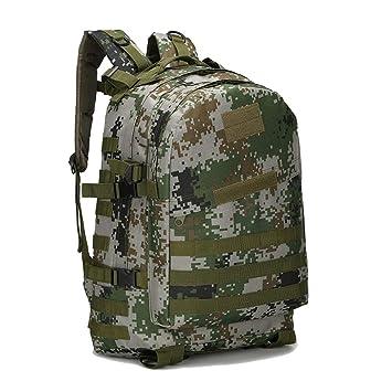 Mochila Tactical Military Impermeable Bolsa Mochilas Deporte Al Aire Libre 07ShuMa: Amazon.es: Equipaje