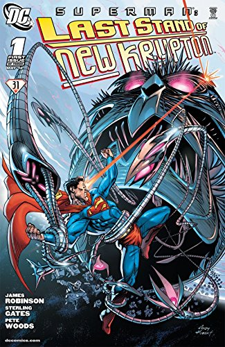 Superman: Last Stand of New Krypton #1 (of 3) (Superman: The World of New -