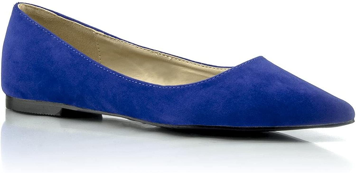 Guiltysoles Leyla Pointed Toe Flats