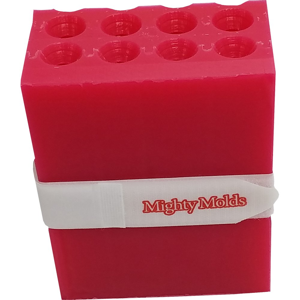 Mighty Molds Taper Candle Silicone Candle Mold
