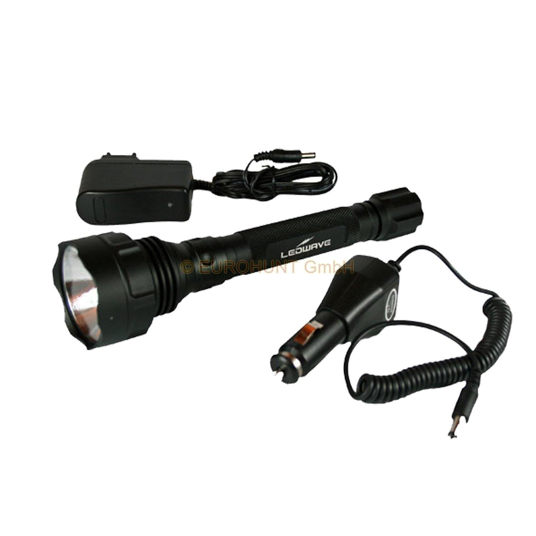 Ledwave LD-86107 Z-10Targeter III - Linterna luz blanca