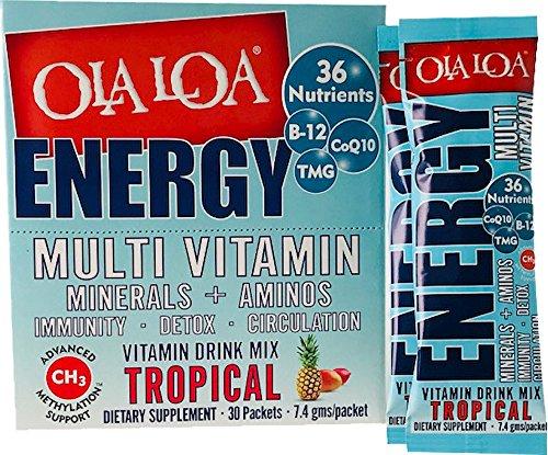 Ola Loa - Ola Loa Effervescent Multi Tropical, 30 packets