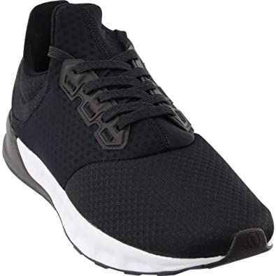 factory authentic de367 872d3 adidas Mens Falcon Elite 5 m Running Shoes (8, BlackWhite)
