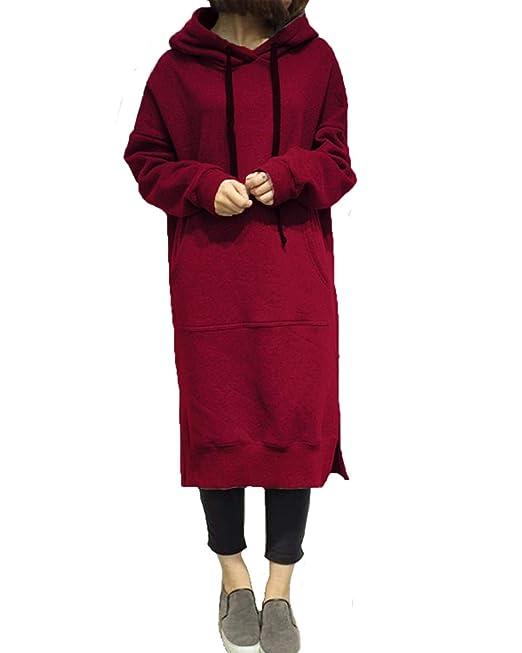 Vestito lungo sportivo inverno