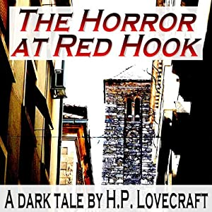 The Horror at Red Hook Hörbuch