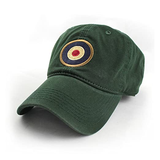 Royal Air Force Roundel MOD Target Ballcap b2bc1dcb2d40