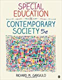 Special Education in Contemporary Society 5th Edition