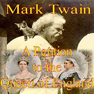 A Petition to the Queen of England Audiobook