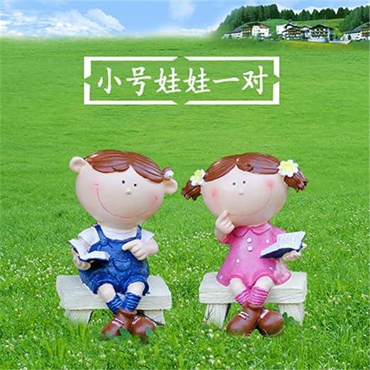 Muñeca de Dibujos Animados Lectura Decoración para niños ...