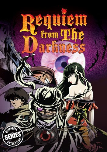 DVD : Requiem from the Darkness Complete Collection - Requiem From The Darkness: Complete Collection (2PC)