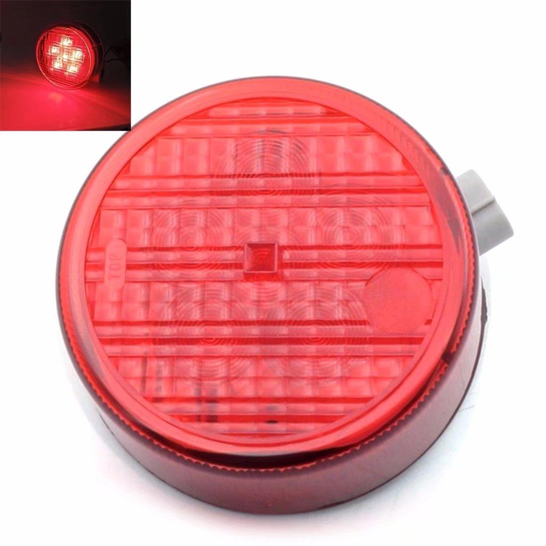 Amazon.com: Paddsun LED Tail Light Rear Lamp Replacement For Kawasaki Teryx Teryx4 2012 2013 2014 2015 2016 (red): Automotive