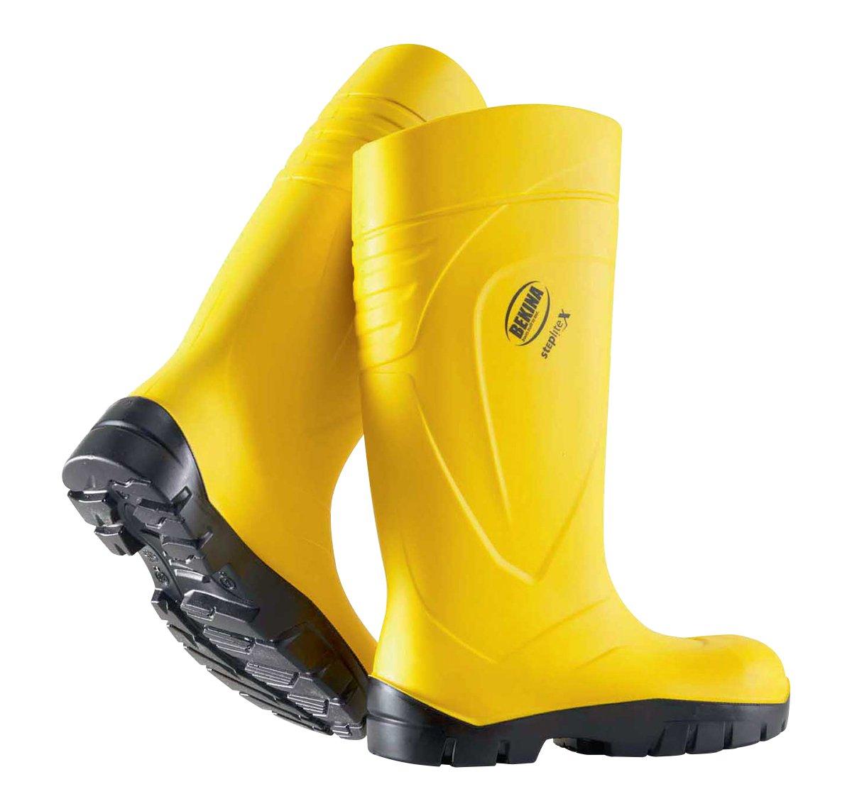 Soft Toe Black UltraSource 444107-9 Economy PVC Boots Size 9