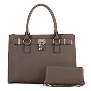 Dina Lock Concealed Carry Satchel