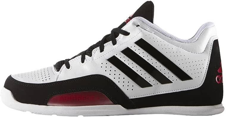 adidas 3 Series 2015 - Zapatillas para Hombre, Color Blanco/Negro/Rojo, Talla 40: Amazon.es: Zapatos y complementos