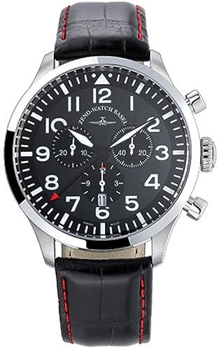 Zeno Precision relojes hombre 6569-5030Q-B