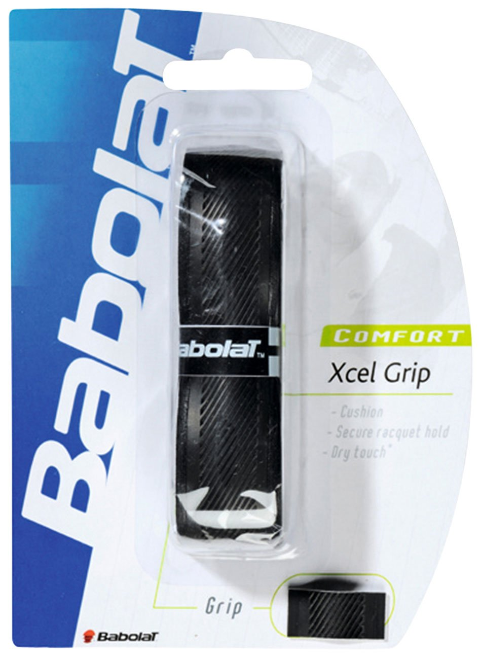 Babolat Xcel Grip, Nero 670026-105BAB