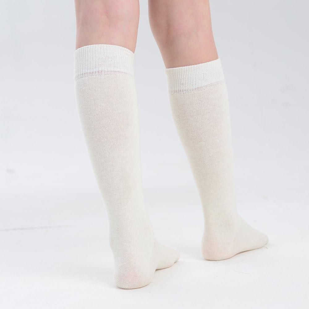 4 Pairs of Baby Boy Girls Betta Knee High Socks colourful cute cotton