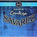 Savarez 510AJ Nylon Classical Guitar Strings, High Tension by Cordoba Music Group