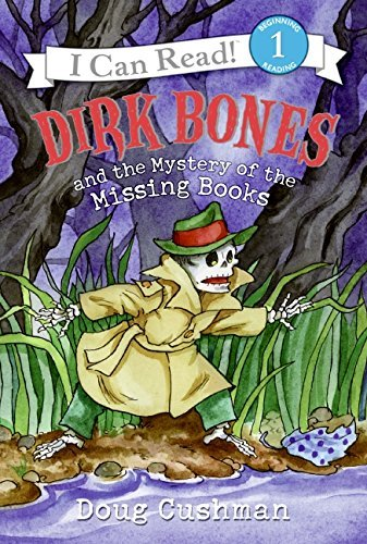Dirk Bones and the Mystery of the Missing Books (I Can Read Level 1) by Doug Cushman (2009-06-02)