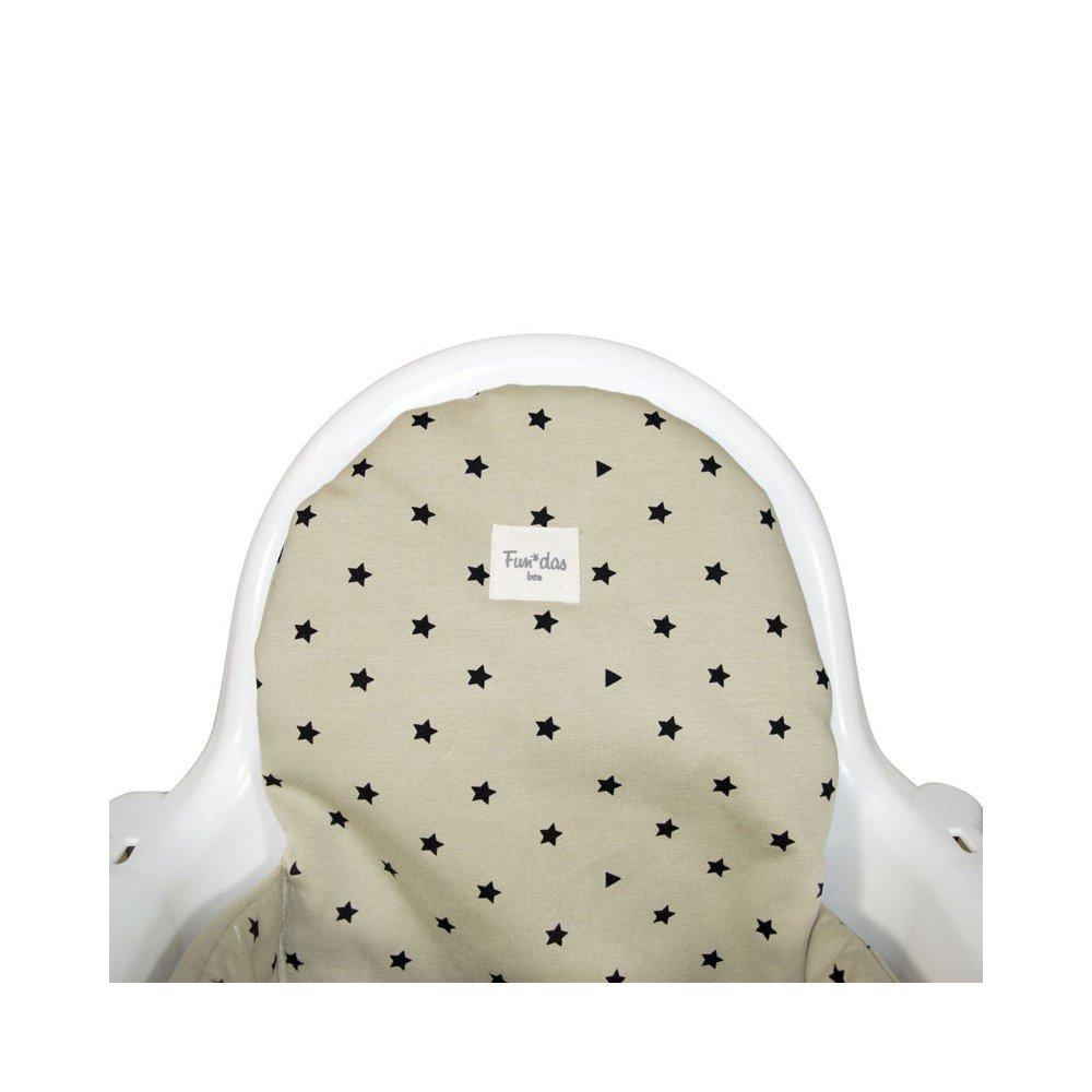 Fundas BCN F21-06099 - Colchoneta para trona Ikea: Amazon.es ...