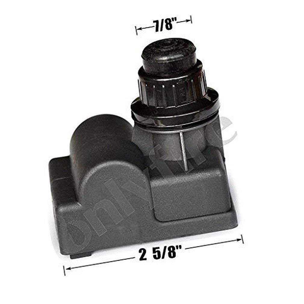 Encendedor Only Fire, para barbacoas, generador de chispas con un botón, pila AA: Amazon.es: Jardín