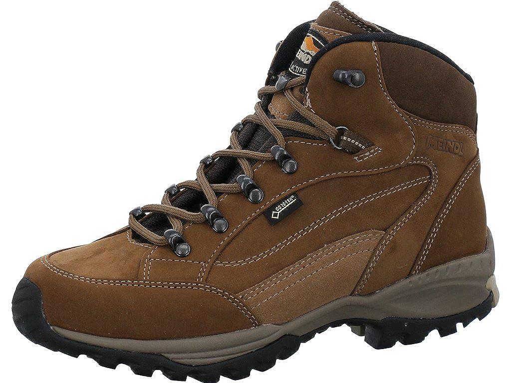 Meindl Schuhe Edmonton Lady GTX - Rehbraun