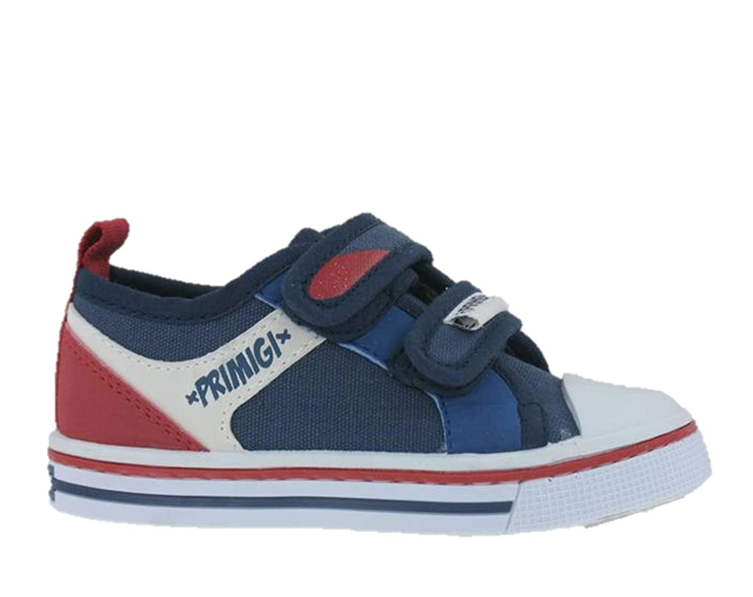 Primigi 3445455 Sneaker Shoes Canvas Infant First Steps Made in Italy